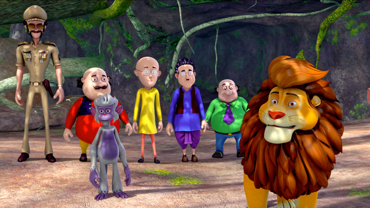 Motu Patlu King Of Kings Netflix