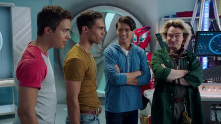 Power rangers super ninja steel episode 11 vf