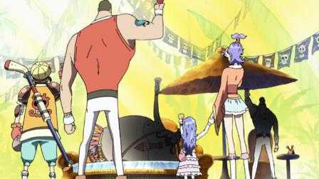 One piece episode 391 eng