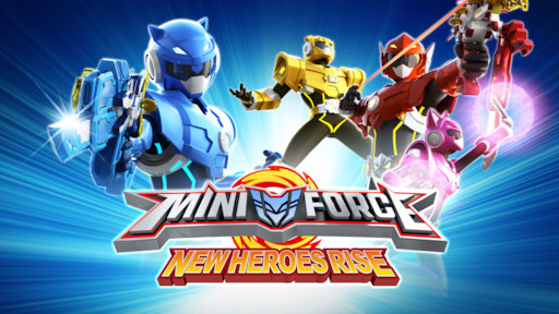 Miniforce | Netflix