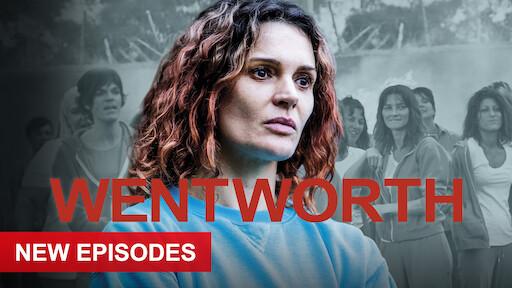 Wentworth   Netflix