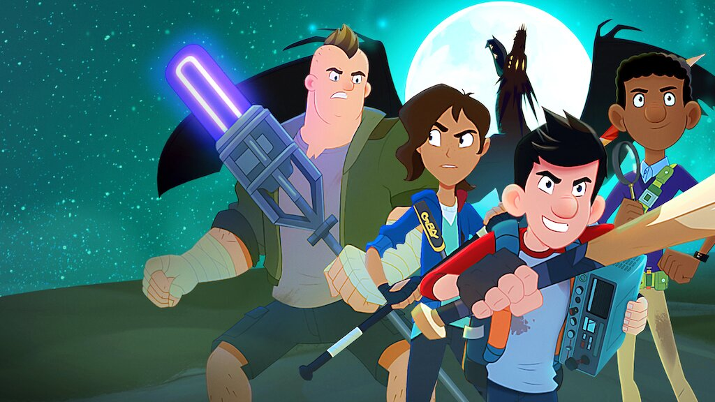 The Last Kids on Earth   Netflix Official Site