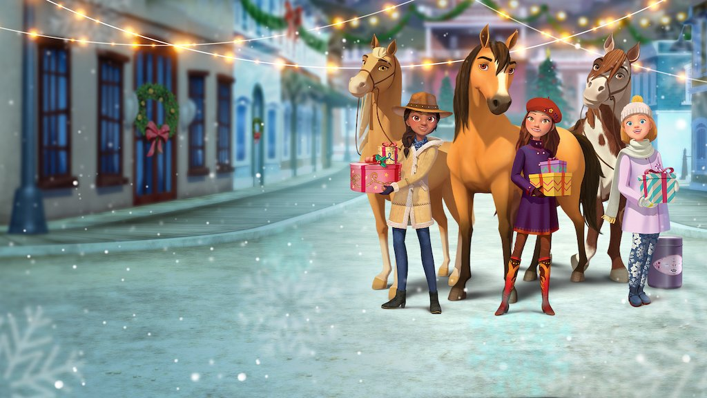 watch the spirit of christmas online free
