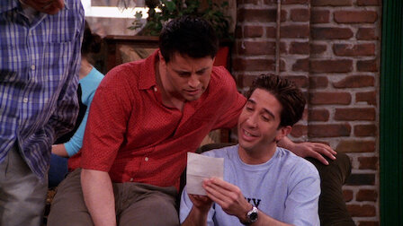 venner når gjør Monica Start Dating Richard grunner for ikke dating på videregående skole