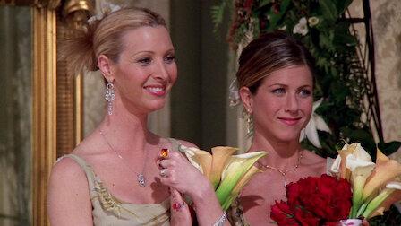 quand ne Chandler et Monica premier crochet