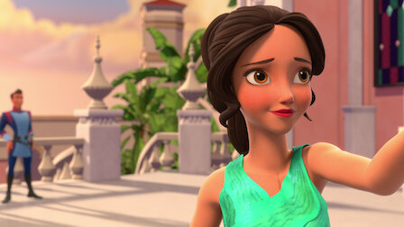 Elena Of Avalor Netflix