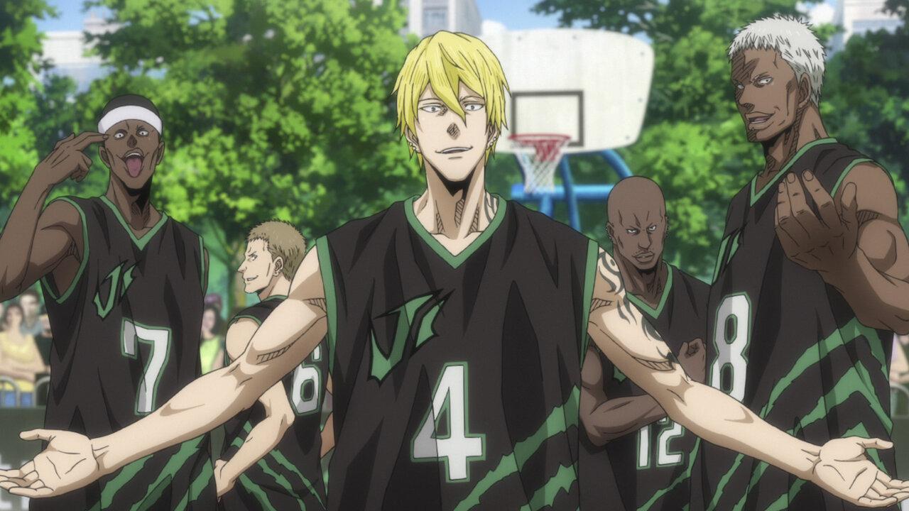 Kuroko's Basketball: Last Game | Netflix