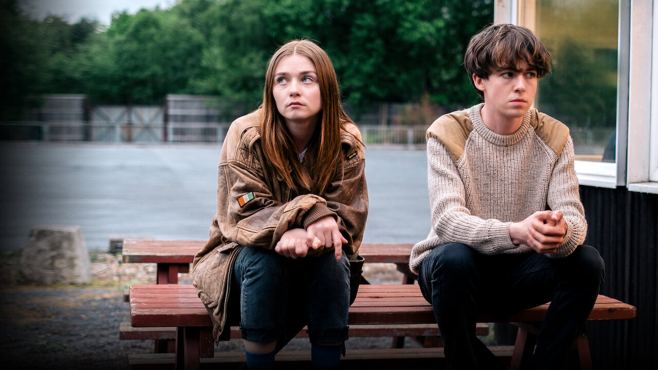 The End of the F***ing World   Netflix Official Site