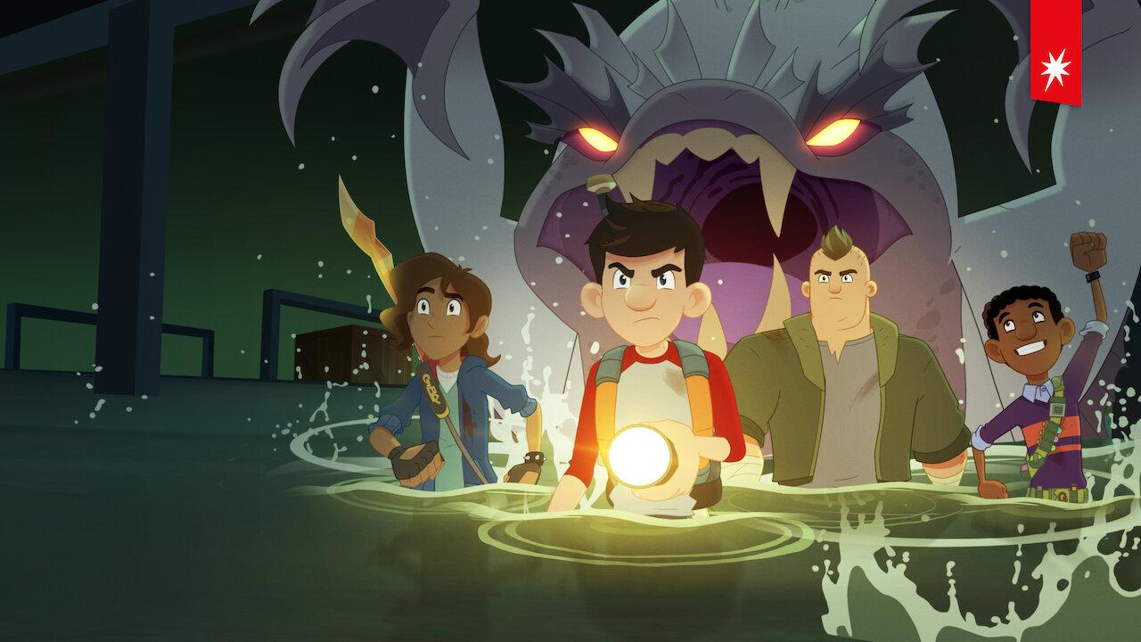 Los héroes del apocalipsis: ¡Felices días finales! | Sitio oficial de  Netflix