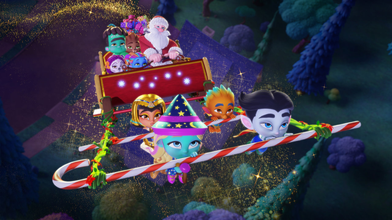 Super Monsters Save Christmas Netflix Official Site