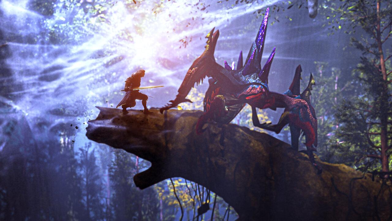 Monster Hunter: Legends of the Guild   Netflix Official Site