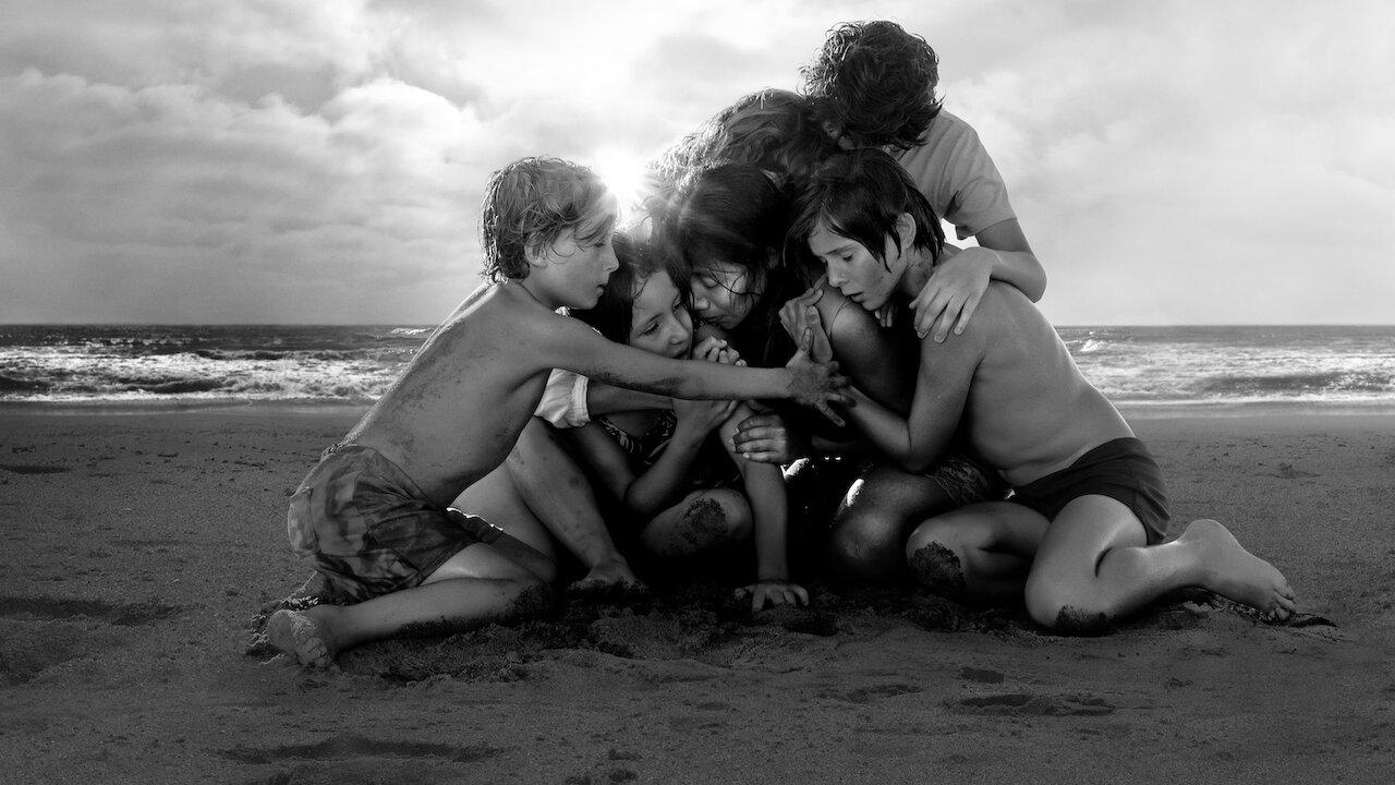 roma netflix tipy na filmy počas sviatkov