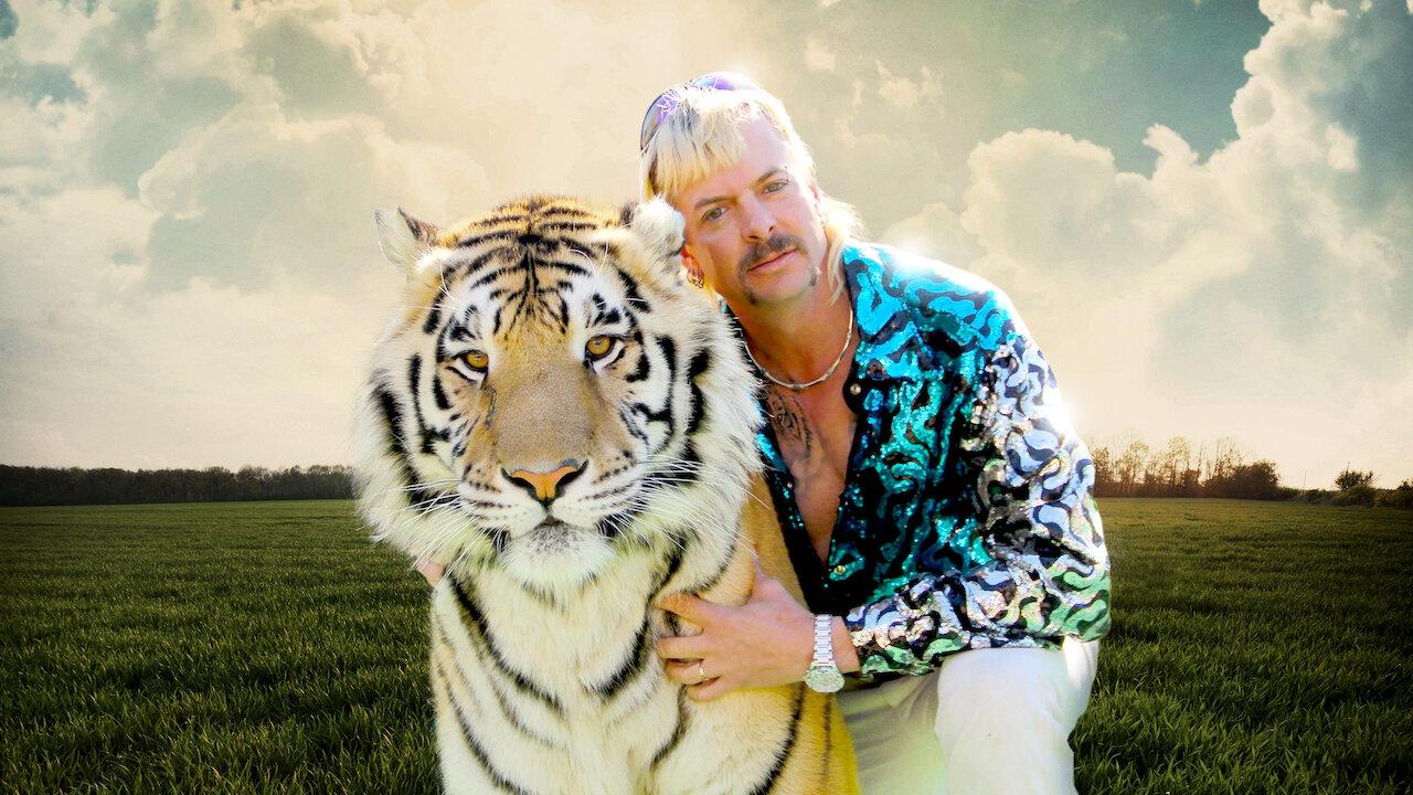 Tiger King: Murder Mayhem and Madness