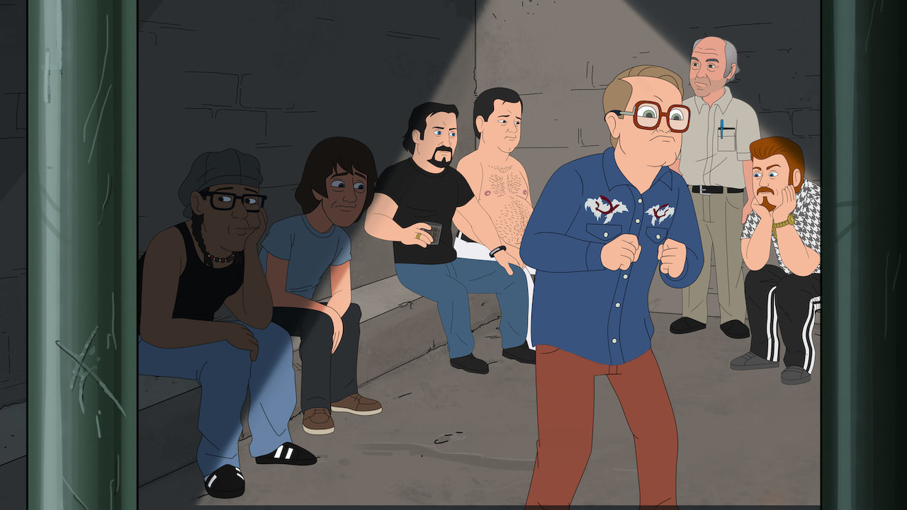 Trailer Park Boys The Animated Series Netflix Official Site