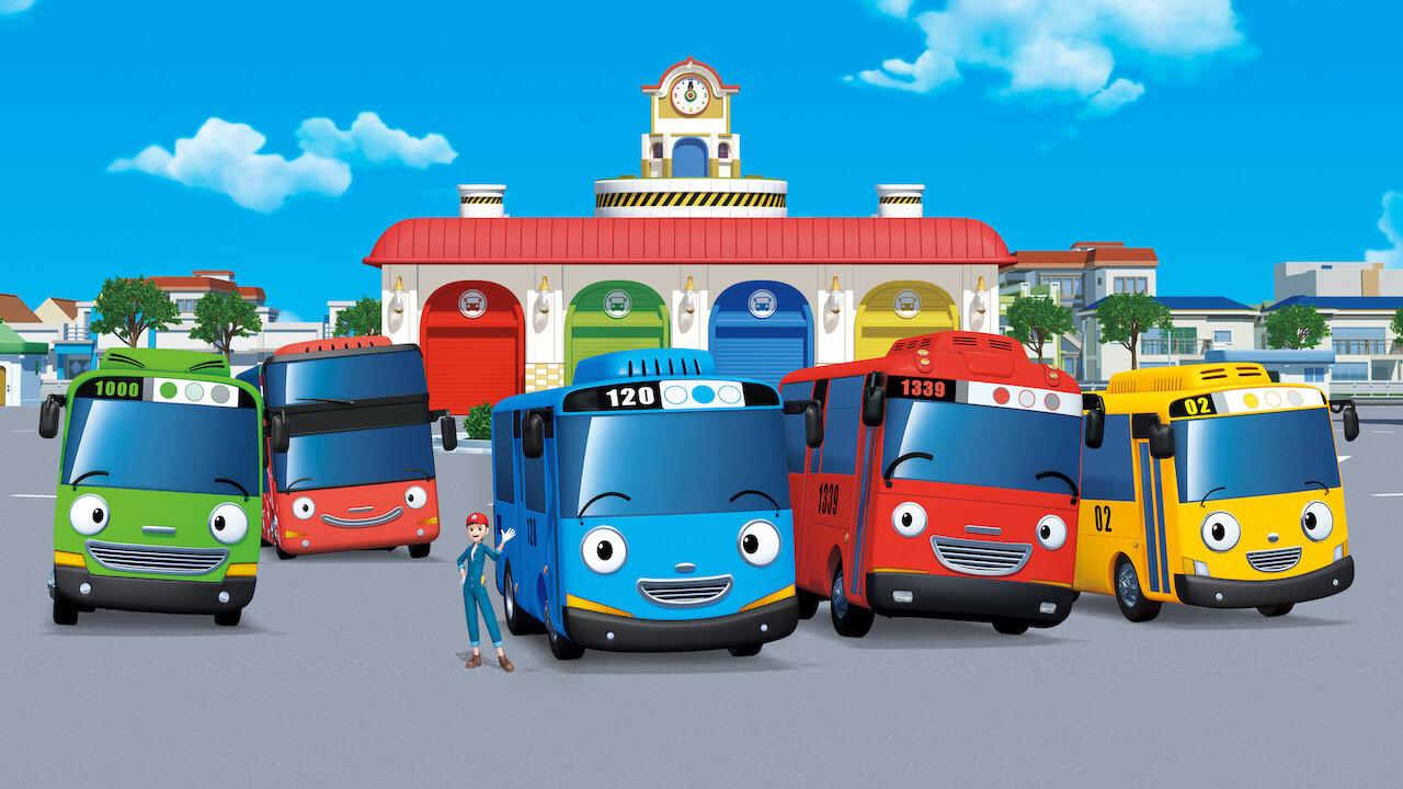 Tayo: Der kleine Bus  Netflix