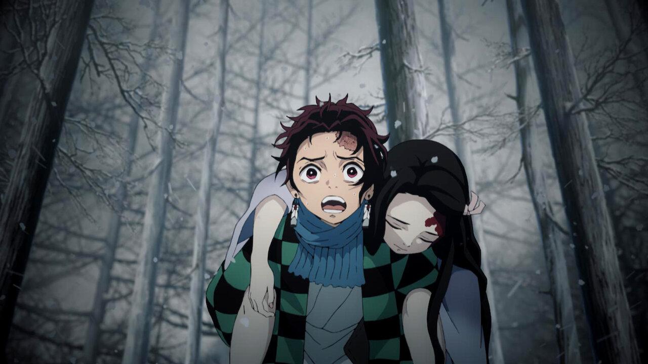 Demon Slayer: Kimetsu no Yaiba | Netflix