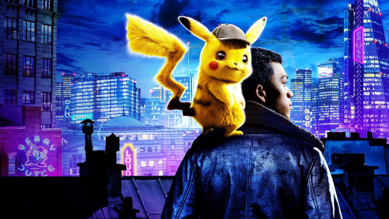 Pokémon Detective Pikachu   Netflix