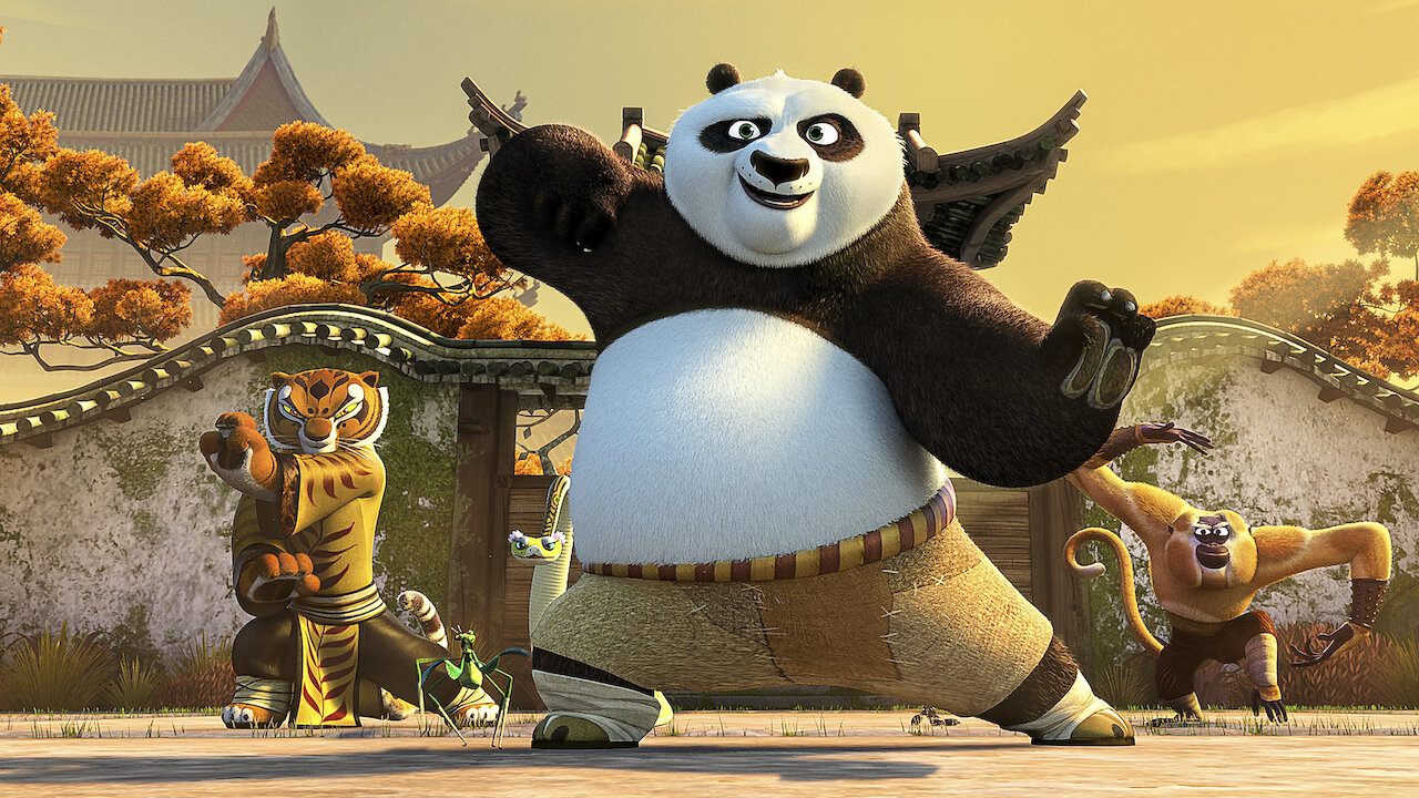 Kung Fu Panda 3 Netflix Official Site