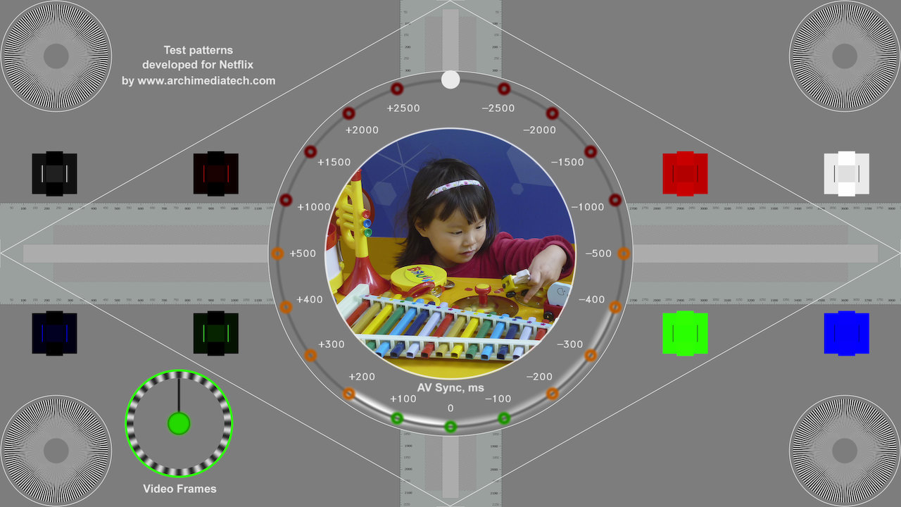 Test Patterns | Netflix
