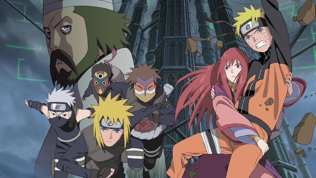 Naruto Shippuden: The Movie: The Lost Tower | Netflix