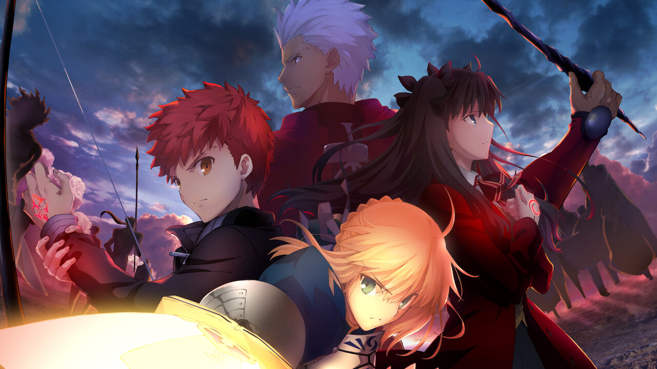 Fate/stay night: Unlimited Blade Works | Netflix