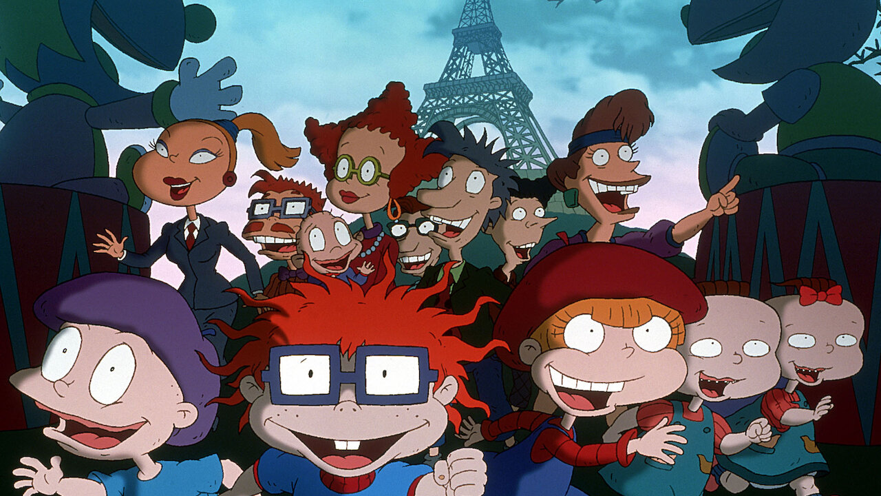 Rugrats In Paris The Movie Netflix