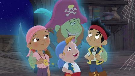 Jake and the Never Land Pirates | Netflix