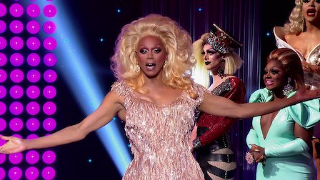 RuPaul's Drag Race | Netflix