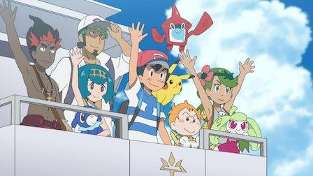 Pokémon the Series: Sun & Moon   Netflix