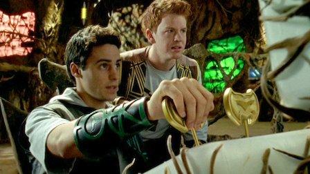 Power Rangers Forța mistică   Netflix