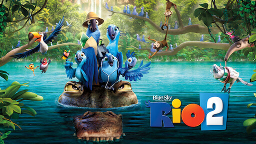 Rio 2 Netflix