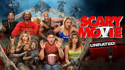 Scary Movie 4 Netflix