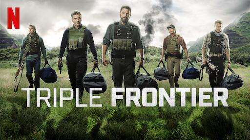Triple Frontier Netflix Official Site